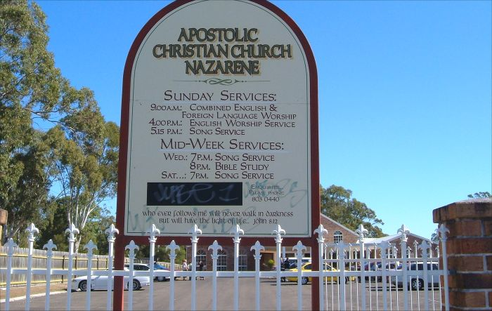 ACCN Church in Marsden, Brisbane